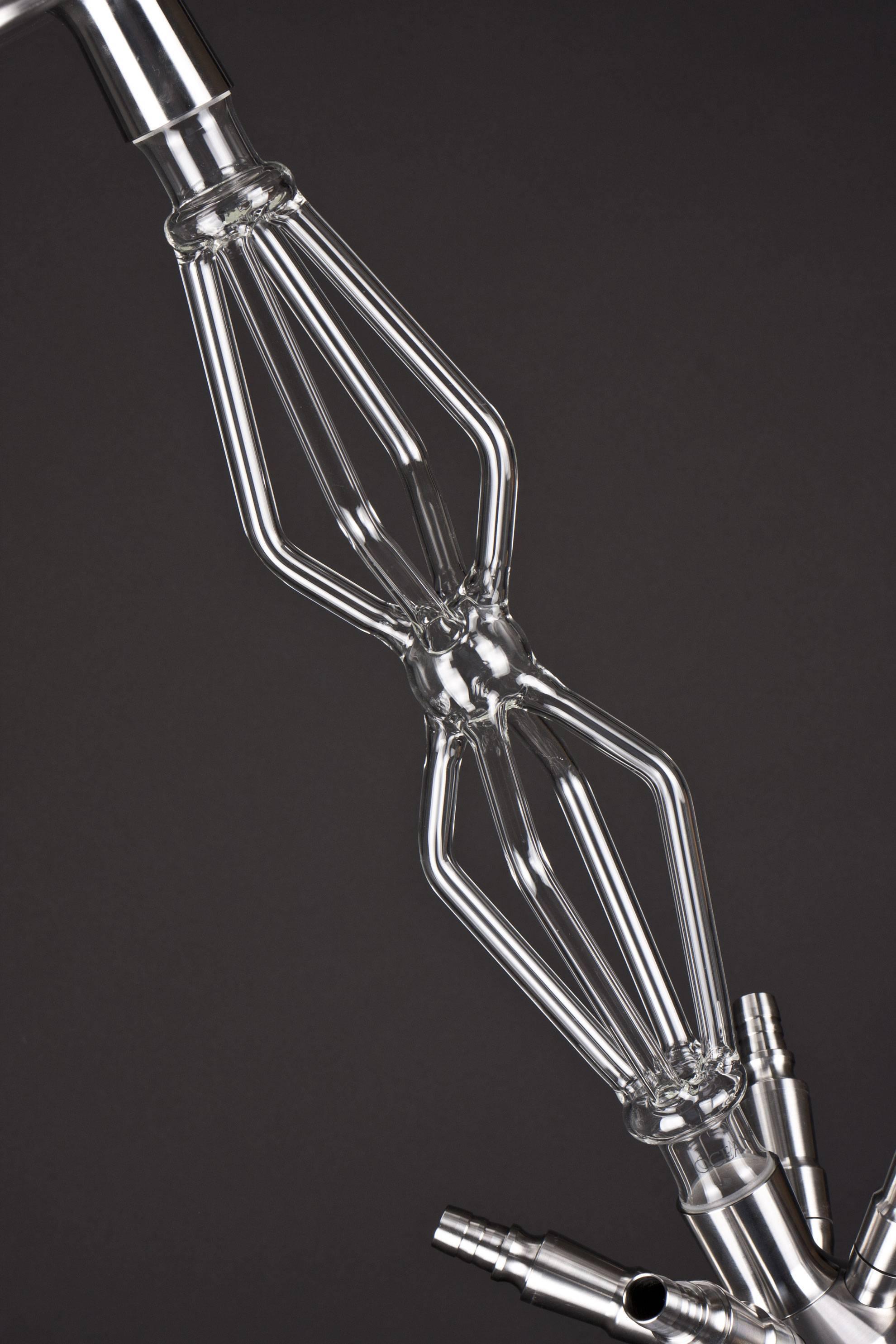 Aranea Glasrauchsäule