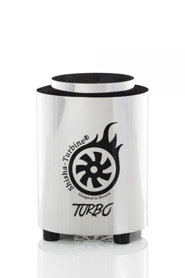 Shisha Turbine Edelstahl