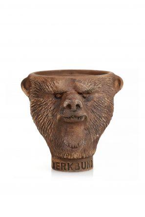 Werkbund Hookah Bear
