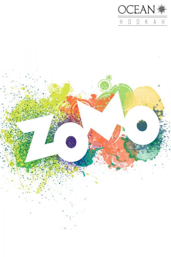 Zomo Shisha Tabak 200g
