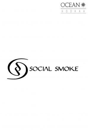 Social Smoke Shisha Tabak