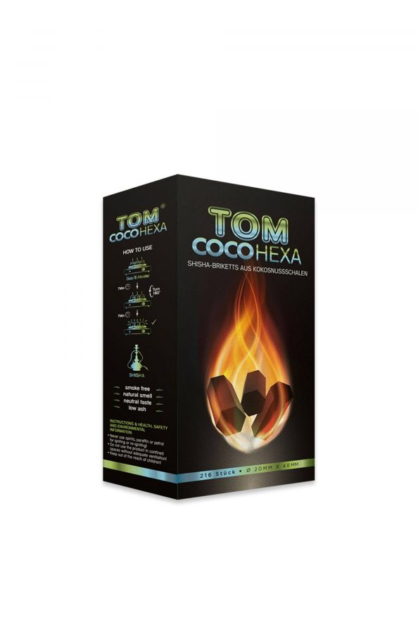 Tom Cococha Hexagon
