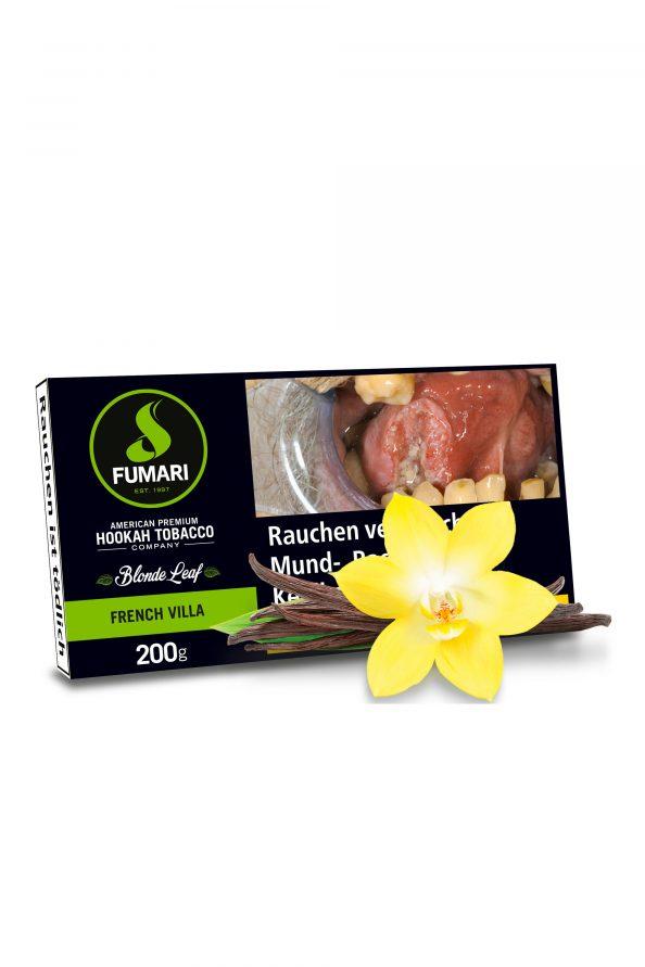 Fumari French Villa / French Vanilla