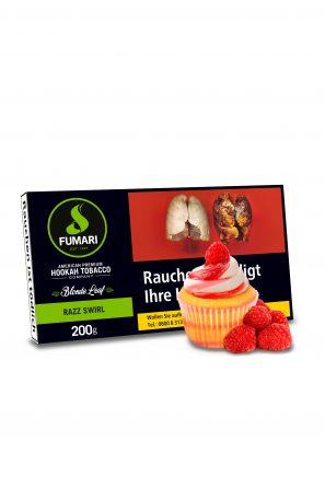 Fumari Razz Swirl / Raspberry Swirl