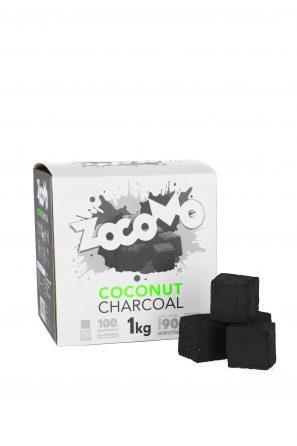 ZocoMo Kokosnusskohle 1kg