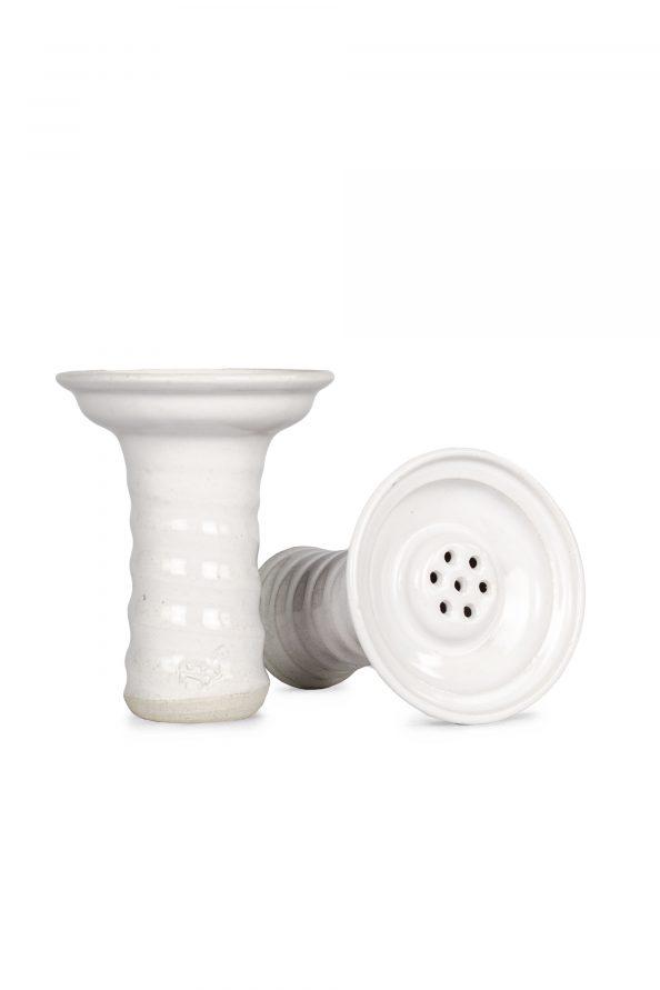 Alpaca Lipache White Bowl