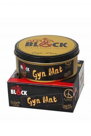 Adalya Tabak Black Edition Gyn Mnt