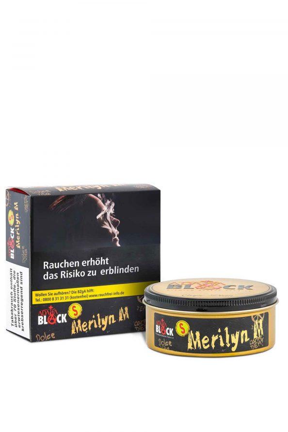 Adalya Tabak Black Edition Merilyn M
