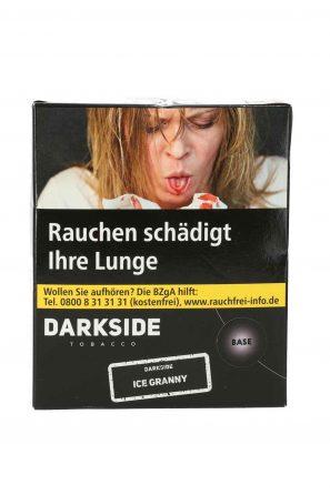 Darkside Base ICE GRANNY Shisha Tabak