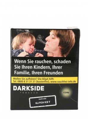 Darkside Core GLITCH ICE-T Shisha Tabak