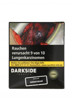Darkside Core GREEN BEAM Shisha Tabak