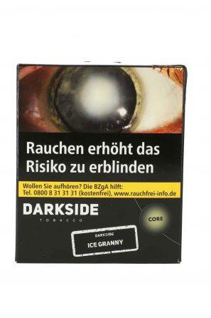 Darkside Core ICE GRANNY Shisha Tabak
