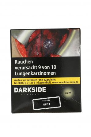 Darkside Core RED T Shisha Tabak