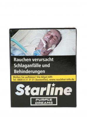 Darkside Starline PURPLE DREAMS Shisha Tabak