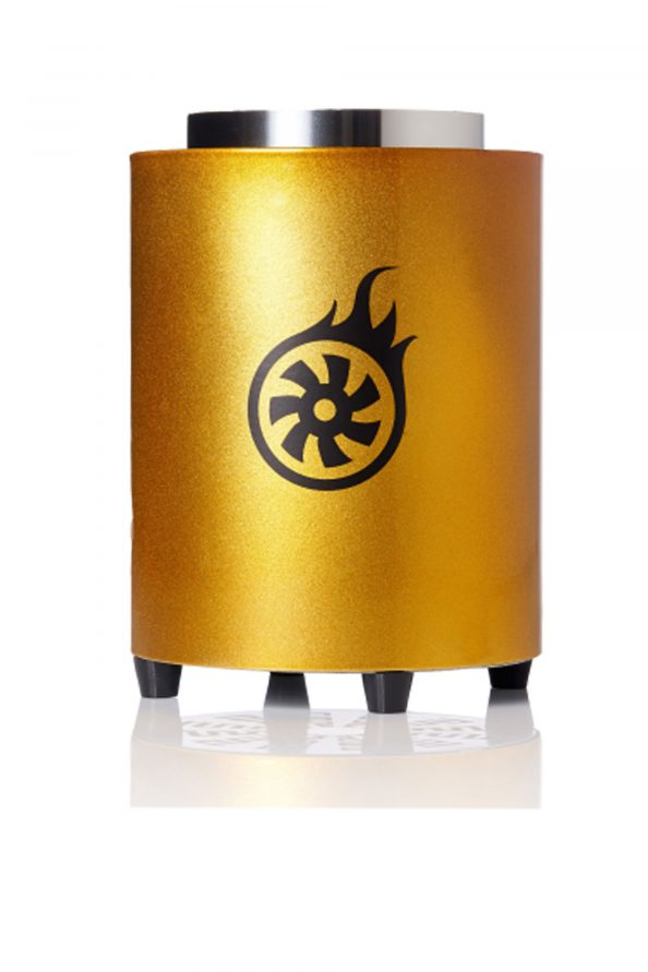Shisha-Turbine NeXt Gold