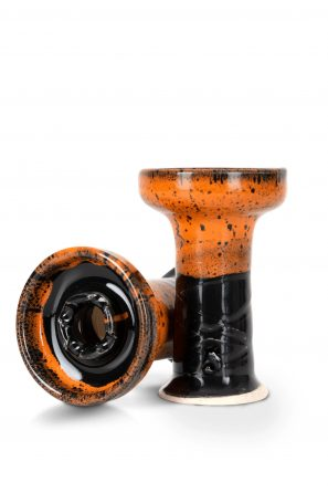 Alpaca Mini Rook Orange Bowl Fumari