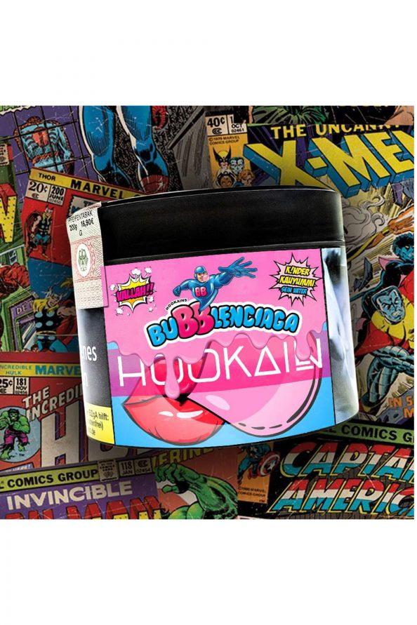 Hookain Blubblenciaga Shisha Tabak 200g