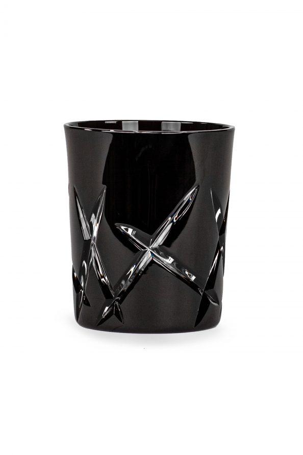 Tumbler X-Cut Black