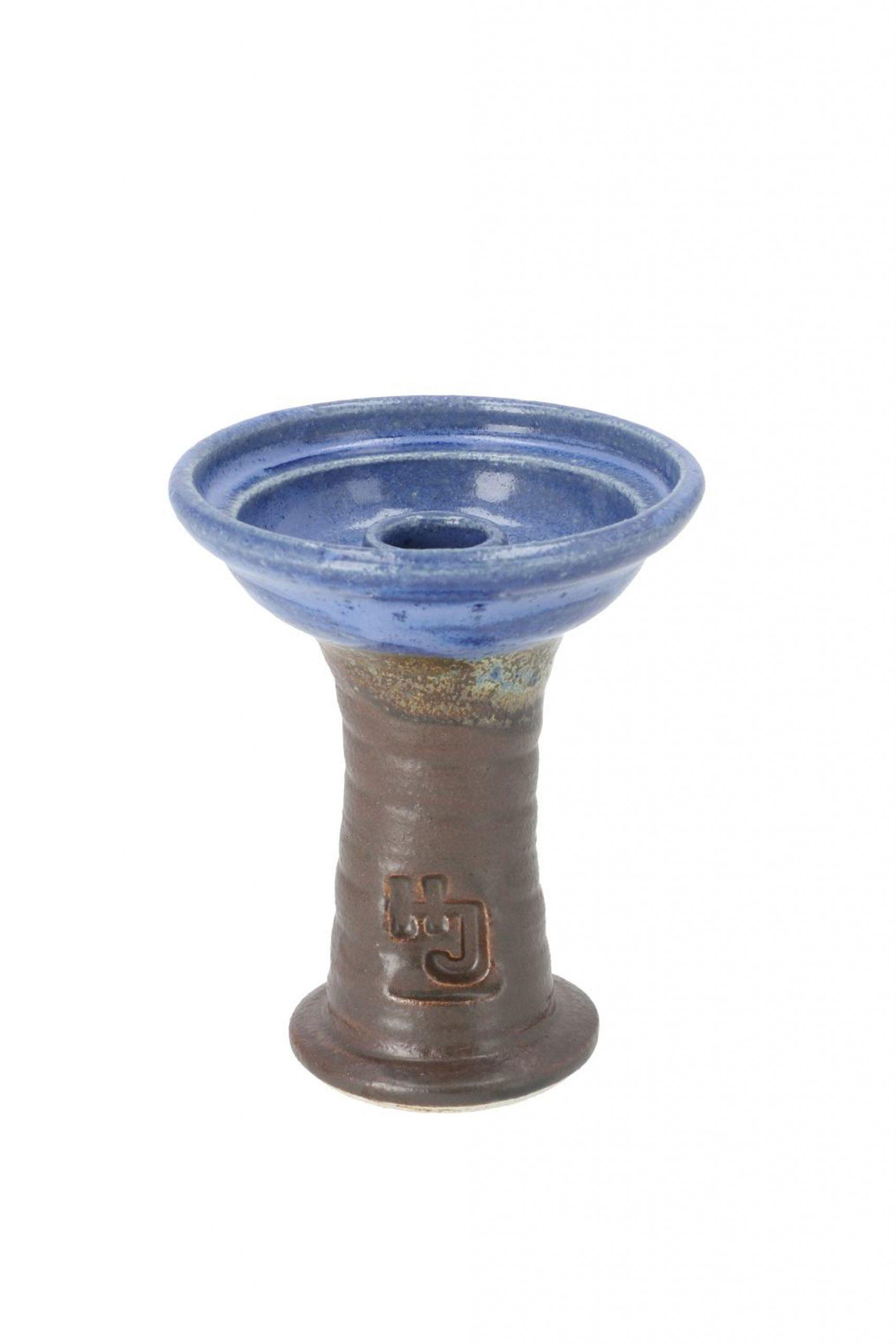 HookahJohn Ferris Bowl Blue Stone