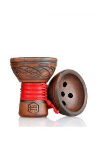 Japona Hookah Turkish Bowl red