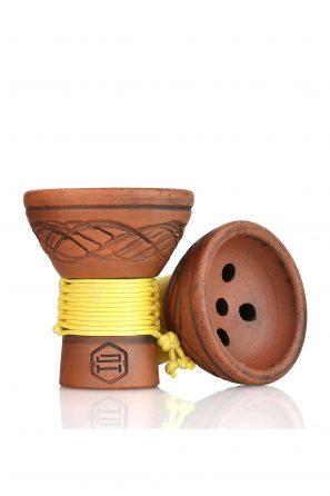 Japona Hookah Turkish Bowl Yellow