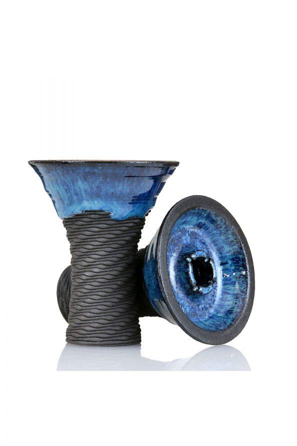 Conceptic Design 3D-11 Blue Shisha Tabakkopf