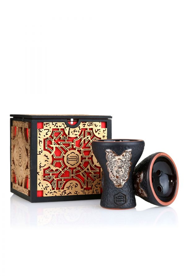 Japona Hookah Samurai Gold + Exclusive Box