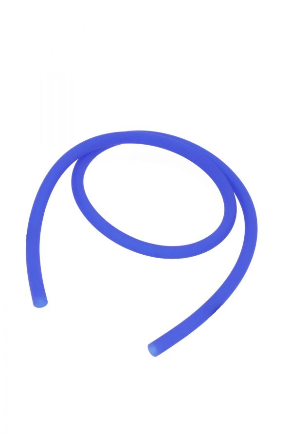 AO Soft-Touch Blau Silikonschlauch