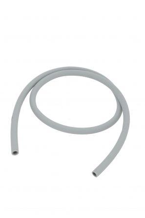 AO Soft-Touch Grau Silikonschlauch