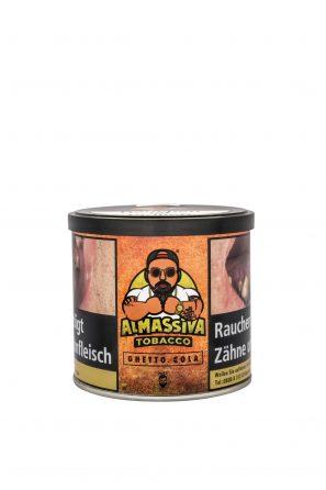 ALMASSIVA Ghetto ColaTobacco 200 gr.