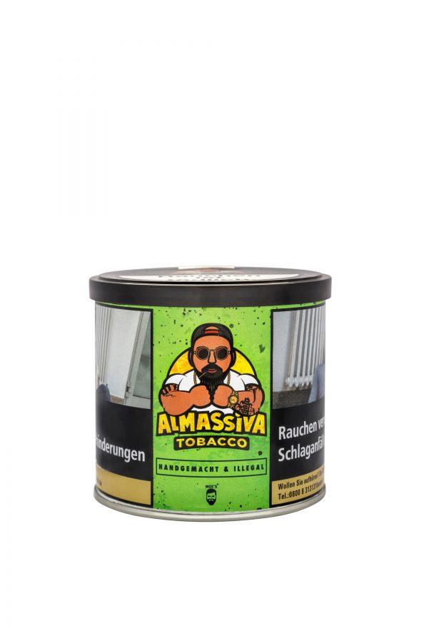 AlMassiva Tobacco Handgemacht & Illegal 200 gr.