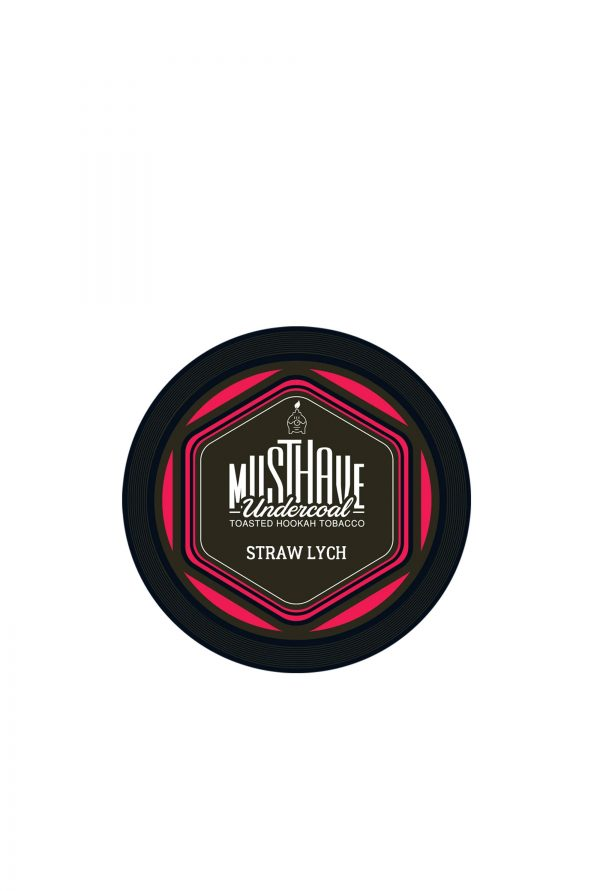 Musthave Tobacco Straw Lych 200gr