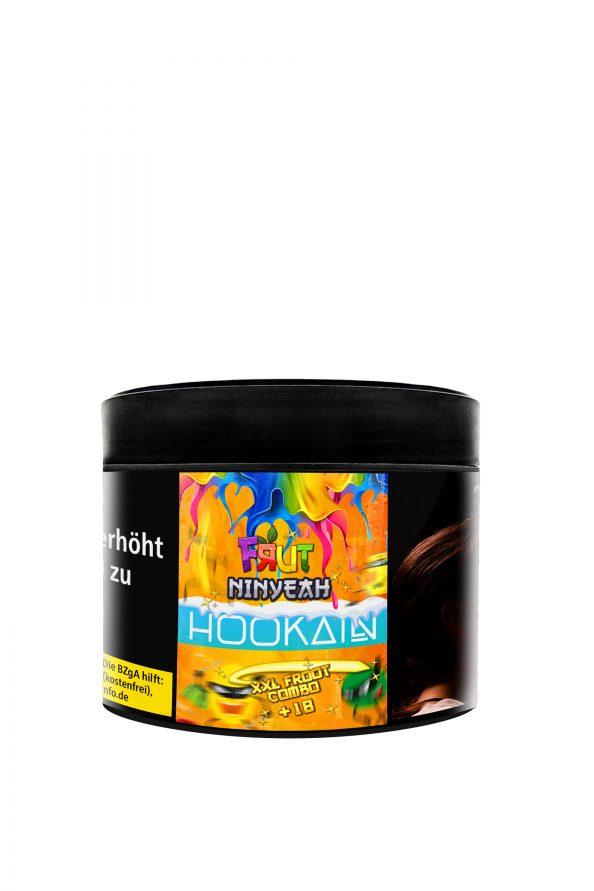 HOOKAiN Frut Ninyeah Tabak200gr
