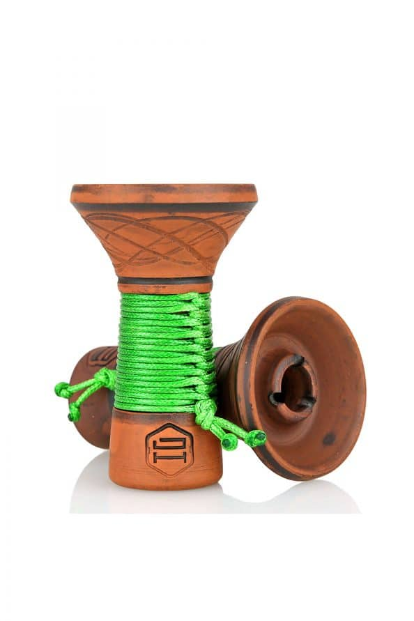 Japona Hookah Ego Bowl - Green