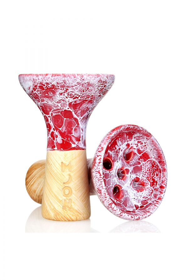 Moon Killer Bowl - Marble Red