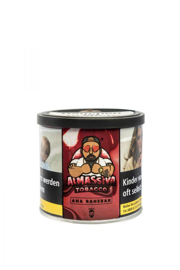 AlMassiva Ana Bahebek Tobacco 200gr
