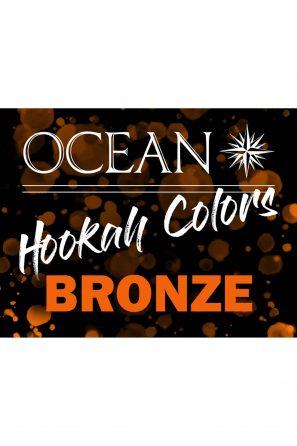OCEAN- Hookah Colors - Bronze 50g