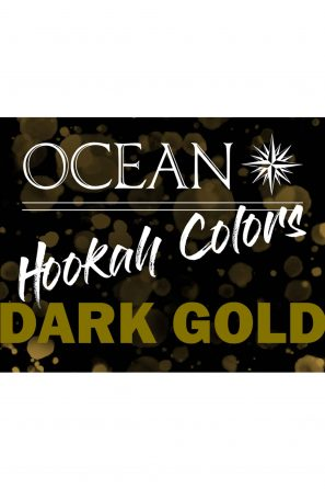 Hookah Colors - Dark Gold