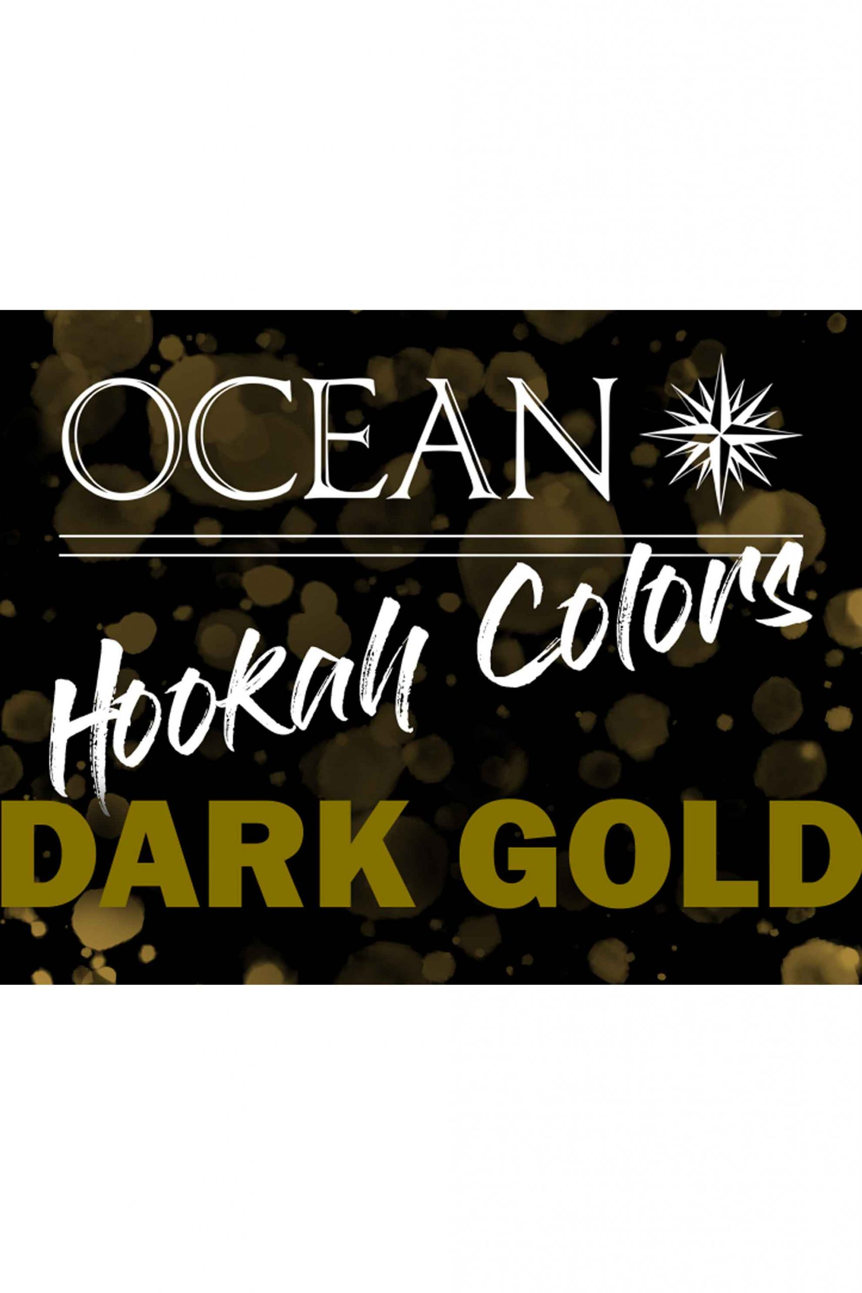 Hookah Colors - Dark Gold