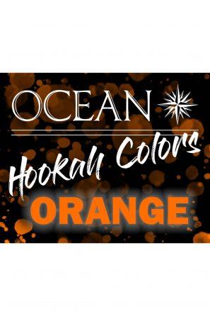 Hookah Colors Orange