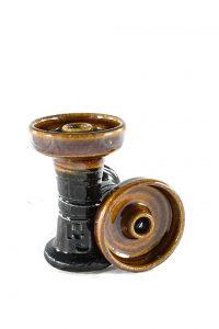 HookahJohn 80ft ESPANA Brown Eye Bowl