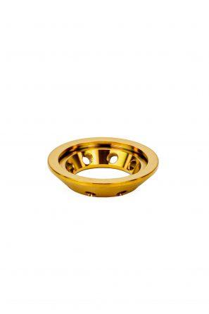 Ausblas-Ventil-Kaif-Gold