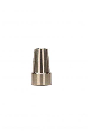 Kaif-Kopfadapter-Silber