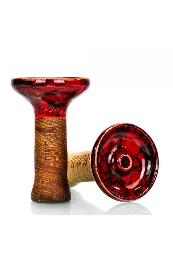 Oblako Phunnel M Glazed Marble Red-Black