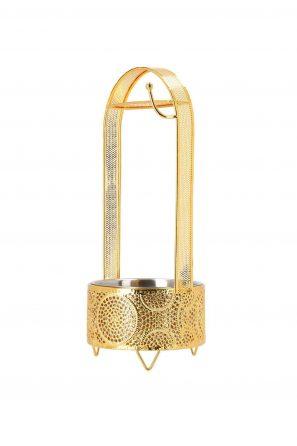AO Kohlekorb Oriental Gold
